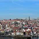 Porto's views by gabriellaksz