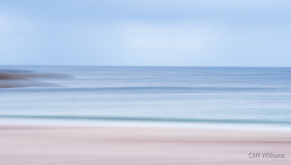 Clashnessie Beach, Assynt Scotland by Cliff Williams