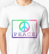 Peace Out! Unisex T-Shirt
