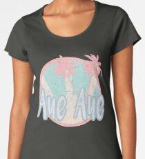 Aue Aue beunruhigt Frauen Premium T-Shirts