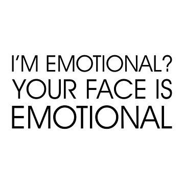 Tu cara es emocional de DJBALOGH