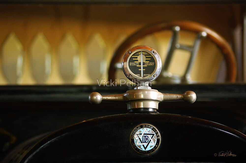 1916 Dodge Touring Car by Vicki Pelham