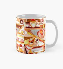Economies of Scale, Ink drawing Classic Mug