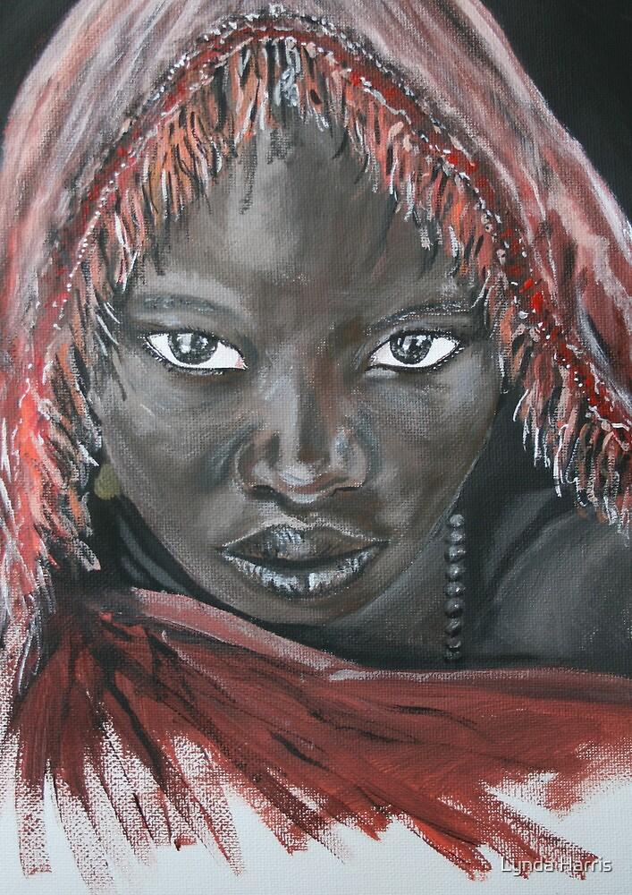 Dark Beauty by Lynda Harris
