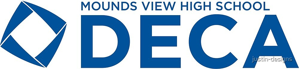 Mounds View High School DECA by justin-designs