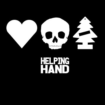 Helping Hand - Love, Death & Robots Series- (With sign) by moonfist