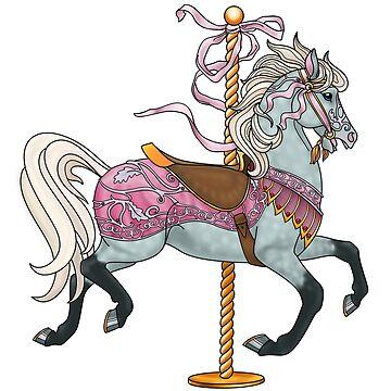 Carrusel de caballo de Hareguizer