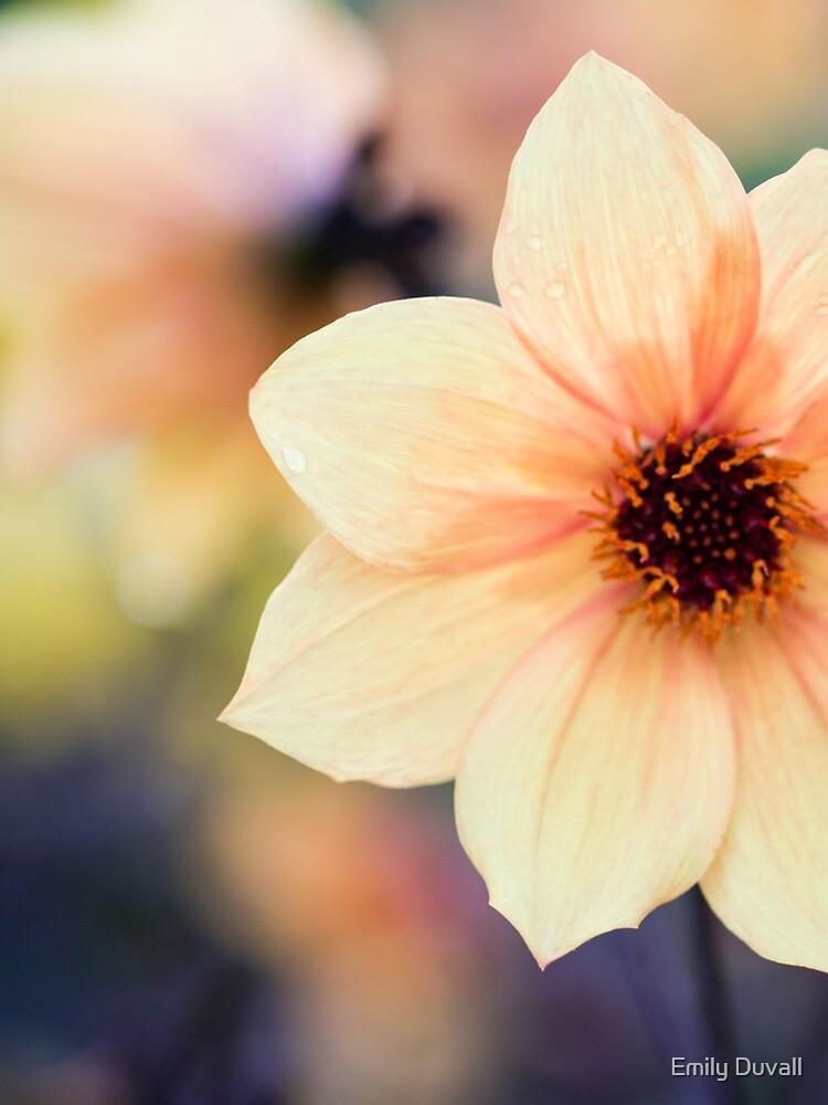 Yellow Summer Flower by PeaceAndBeauty