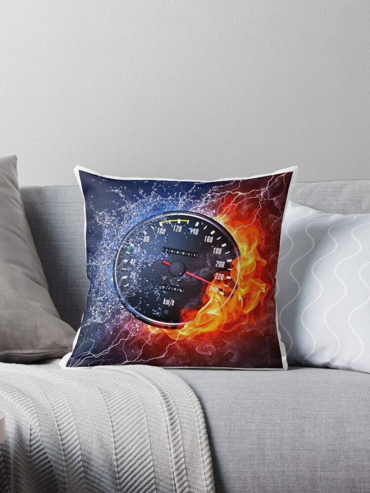 Cool watch pillow  by Ilovebronys