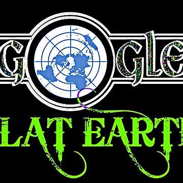 flat earth by DMEIERS