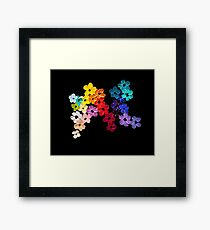 Bright Bloom Framed Print