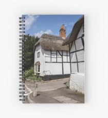 Rook Lane Spiral Notebook
