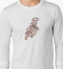 Camiseta de manga larga Koala gordita
