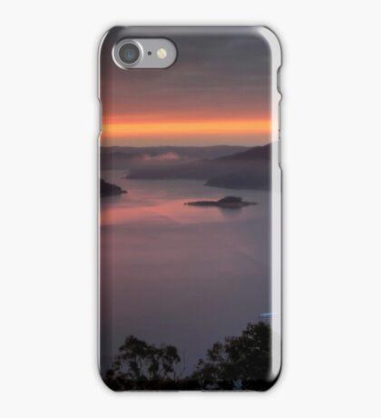 Lake Eildon. iPhone Case/Skin