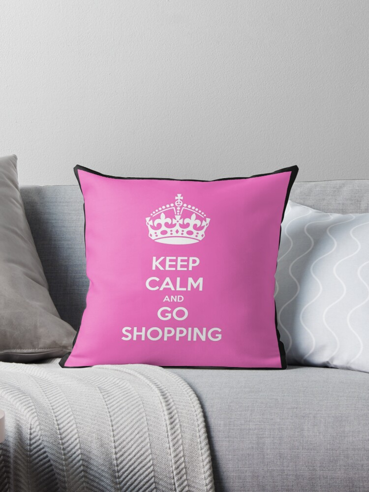 keep clam pillow  by Ilovebronys
