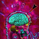 brain attack by Andrew Hennig