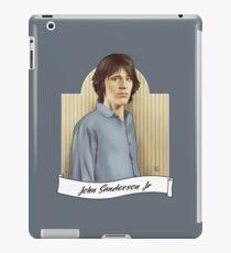 John Junior Coque et skin iPad