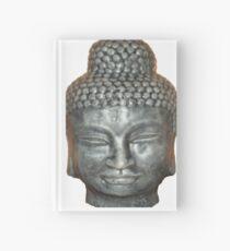 Face of Buddah Hardcover Journal