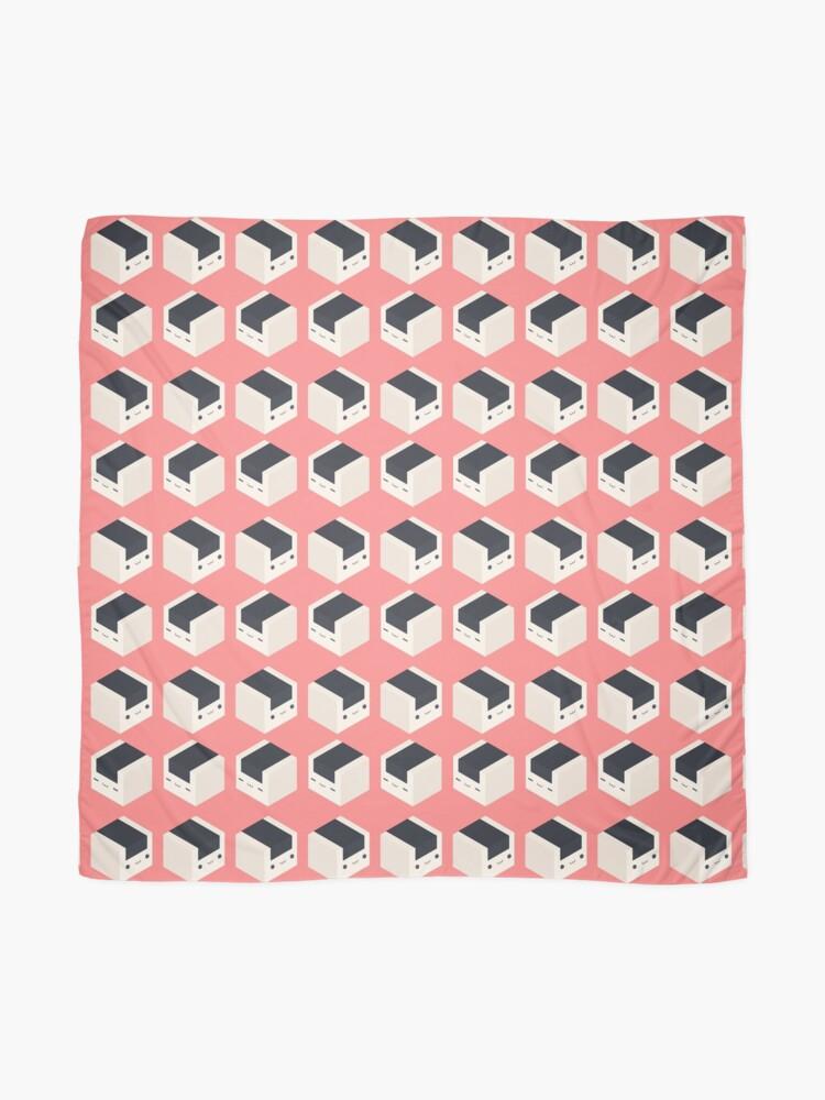 Alternate view of Onigiri Cubes - Rice balls Scarf
