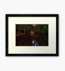 Alfred Nicholas' Boathouse #1 Framed Print