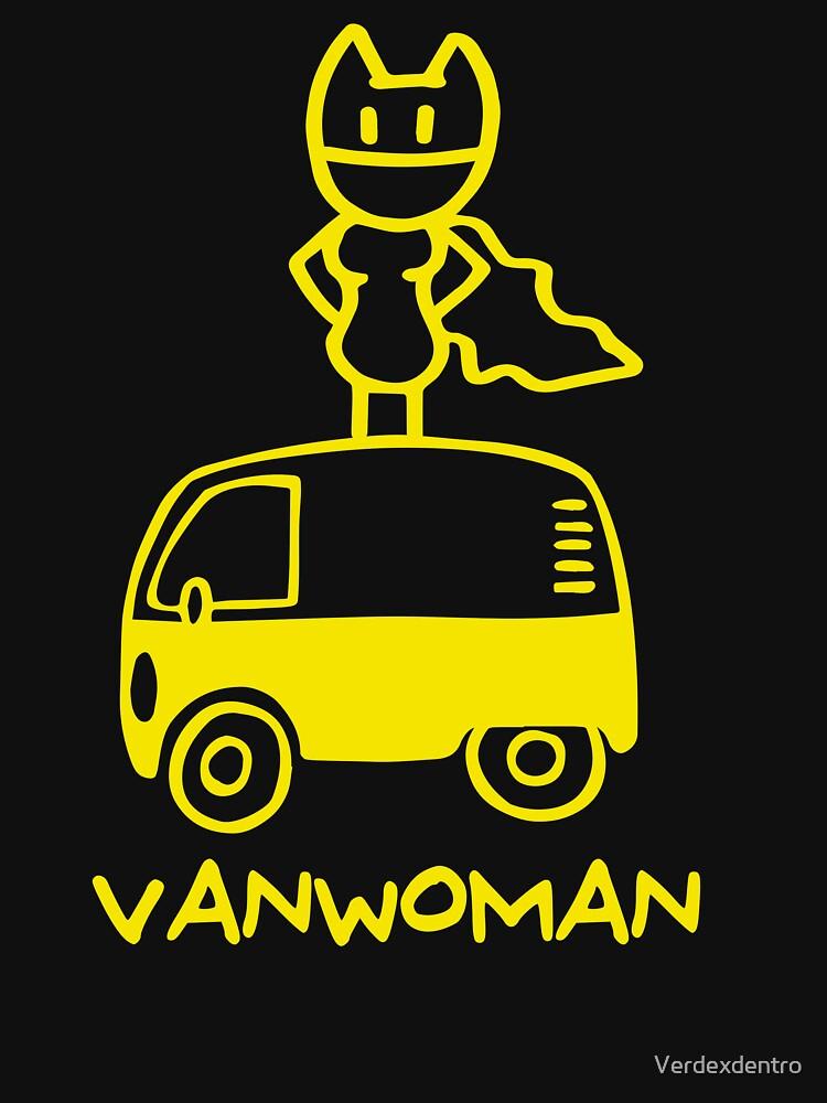 Vanwoman de Verdexdentro