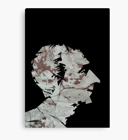 Crackhead Canvas Print