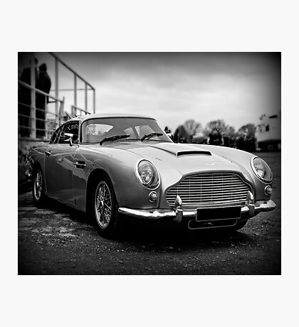 Super Classic Car Photographic Print