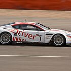 Young Driver AMR Aston Martin DB9 by Willie Jackson