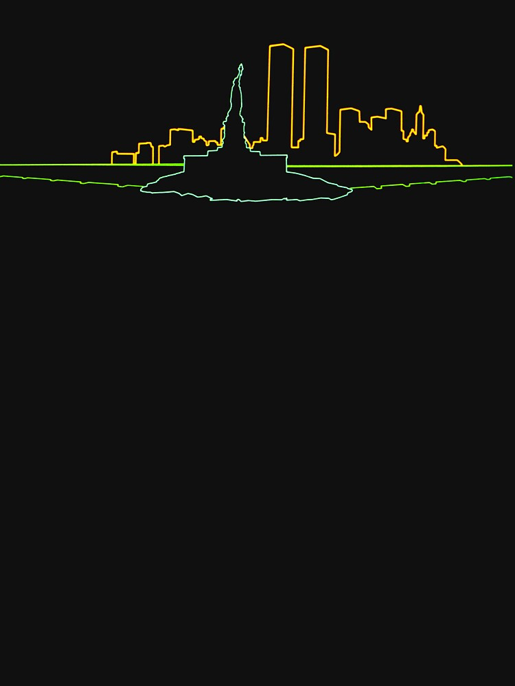 Escape from New York | NYC Skyline by directees
