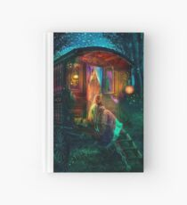 Gypsy Firefly Hardcover Journal