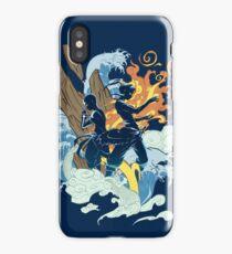 Two Avatars iPhone Case/Skin