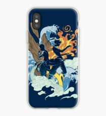 Two Avatars iPhone Case