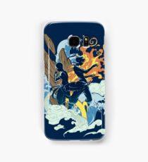 Two Avatars Samsung Galaxy Case/Skin