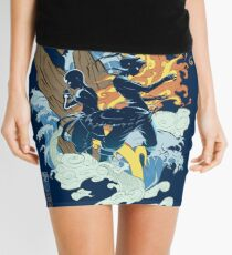 Two Avatars Mini Skirt