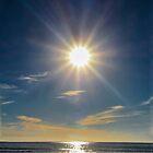 Blick auf die Sonne von Heather Friedman