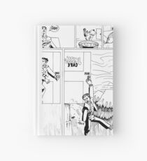 HSC Major Work Comic page 3 Hardcover Journal