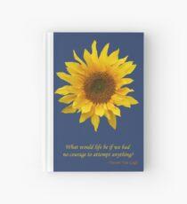 Sunflower Notizbuch