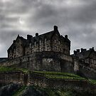 Edinburgh Castle #2 by David Robinson