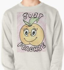 Just Peachy Pullover