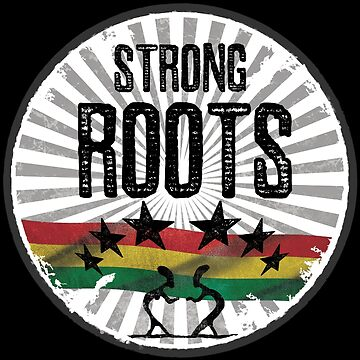 strong roots reggae shine von Periartwork