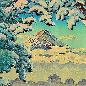Kopie des neuen Jahres in Hisseii von Kijiermono