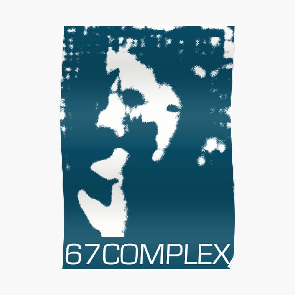 67 Komplex / Phantom-Komplex Poster