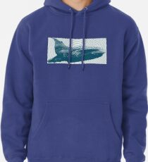 67Complex / Whale Sound Pullover Hoodie
