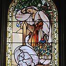 Goose Girl Window by Marylamb