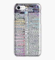 Genesis One  iPhone Case/Skin