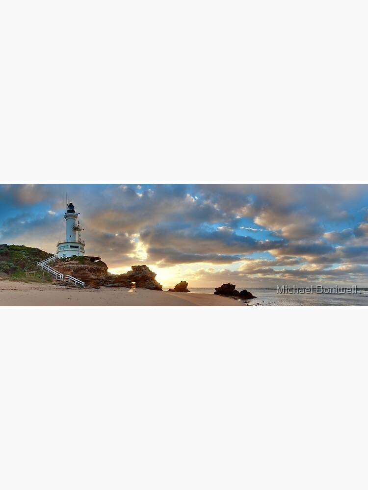 Point Lonsdale Lighthouse Awakens, Australia by Chockstone