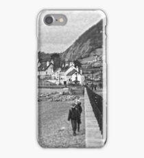 Winter in Cornwall iPhone Case/Skin