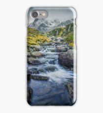 Snowdonia Mountains iPhone Case/Skin