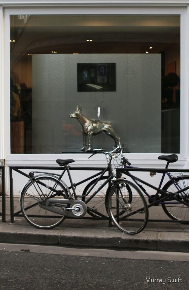 Shopfronts of Paris #30 by Murray Swift