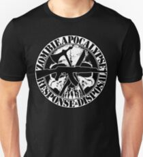 Zombie Apocalypse Response and Disposal Unisex T-Shirt